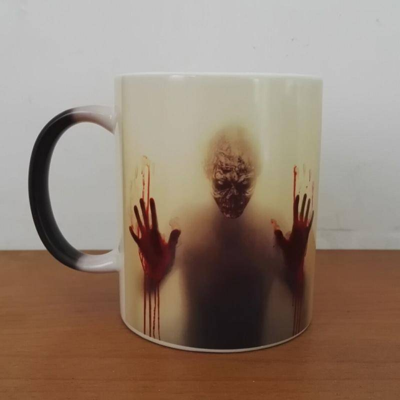 Zombie Heat Changing Mug - Exotic Land Imports