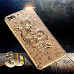 3D Chinese Dragon Phone Case - Exotic Land Imports