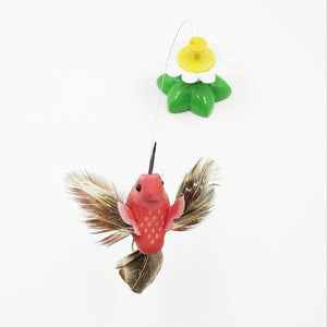 Flying Bird Cat Toy - Exotic Land Imports