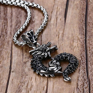 Flying Dragon Necklace - Exotic Land Imports