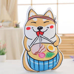 Cartoon Shiba Inu Pillow - Exotic Land Imports