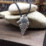 Alpha Wolf Necklace - Exotic Land Imports