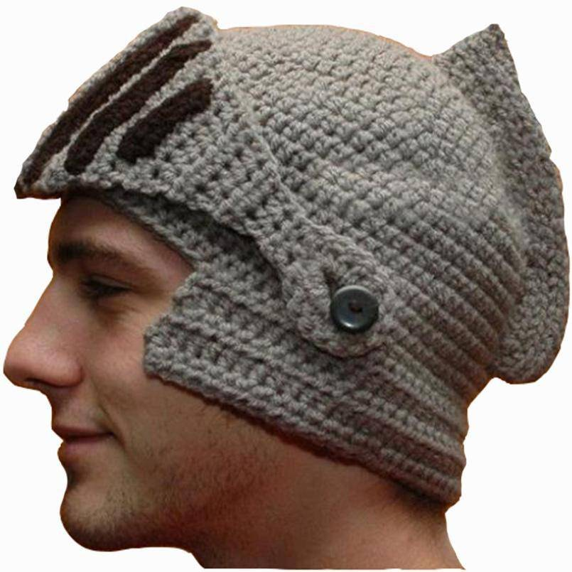 Knights Helmet Beanie For Sale