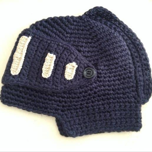 Knights Helmet Beanie - Exotic Land Imports