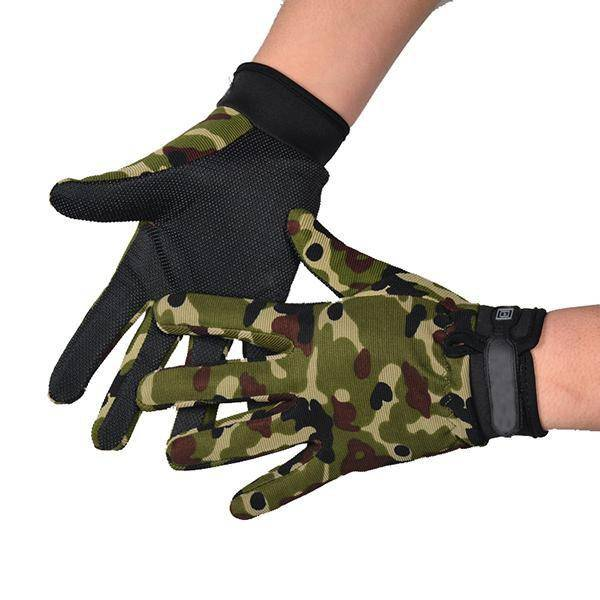Custom Tactical Gloves - Exotic Land Imports