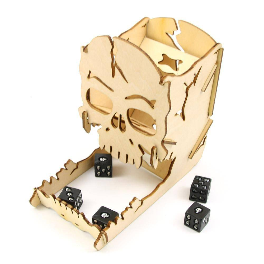 Skull Dice Tower For Sale