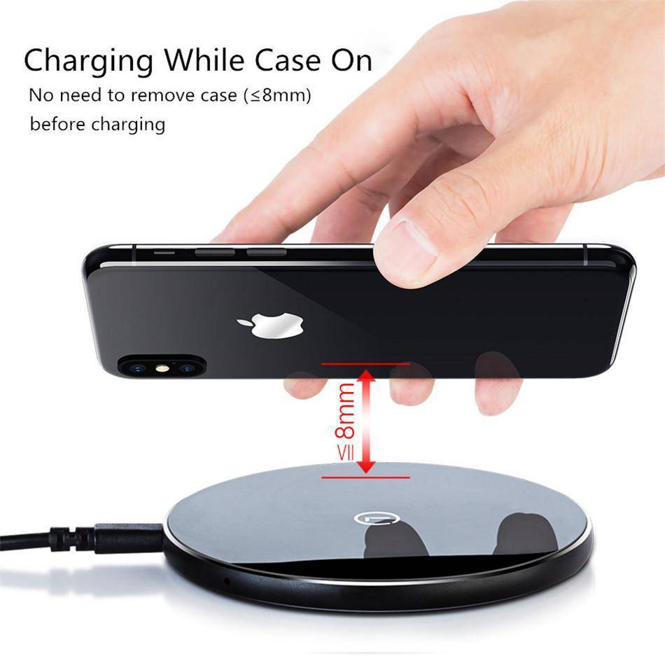 Mobile Phone Wireless Charging - Exotic Land Imports