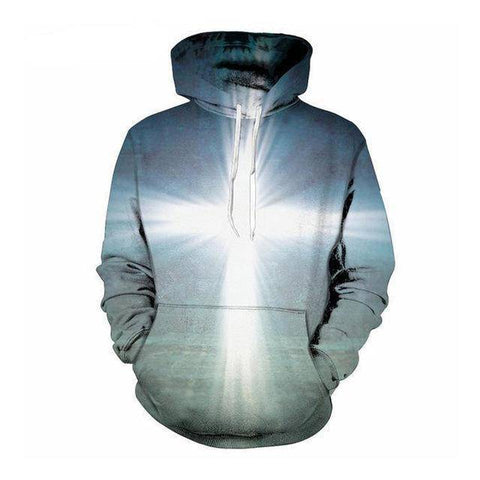 Jesus - Light of the World Hoodie - Exotic Land Imports