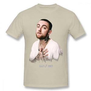 2018 RIP MAC Miller My Heart T Shirt - Exotic Land Imports