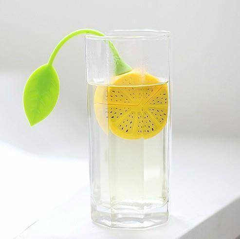 Lemon Tea Infuser - Exotic Land Imports