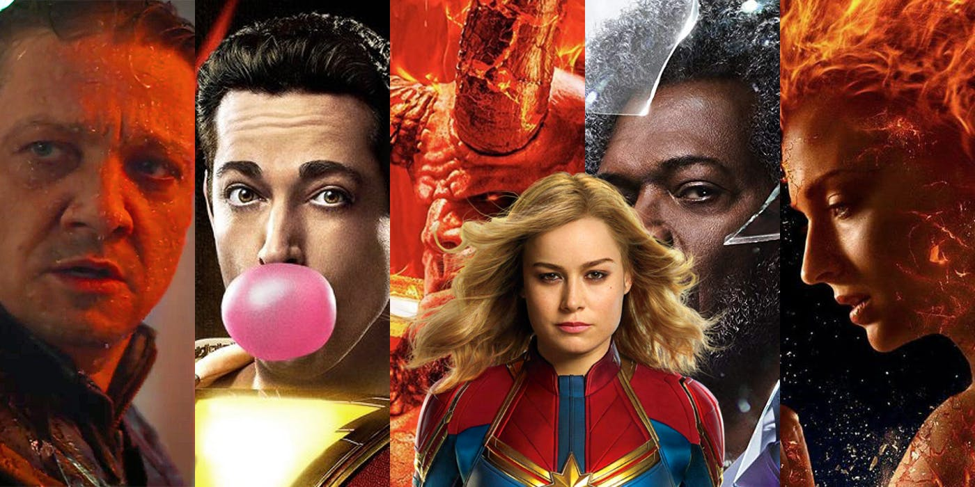 New Superhero Movies You Have To Watch In Theaters This 2019