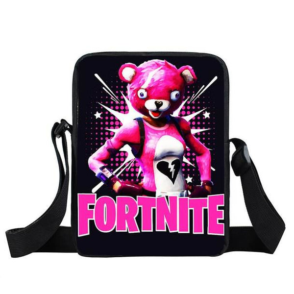 Fortnite Battle Royale Cuddle Team Leader Cross Body Bag