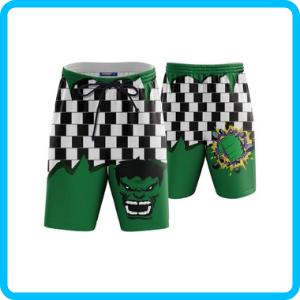 Superheroes Boardshorts