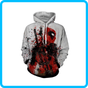 Superheroes Hoodies