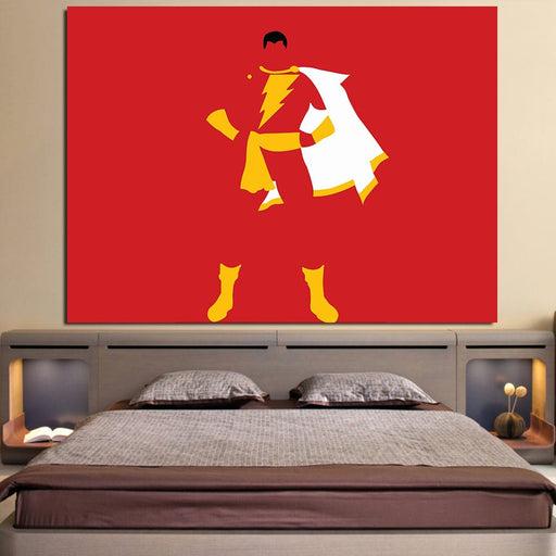 Cool Spider-Man Wall Clinging 1pcs Wall Art Canvas Print