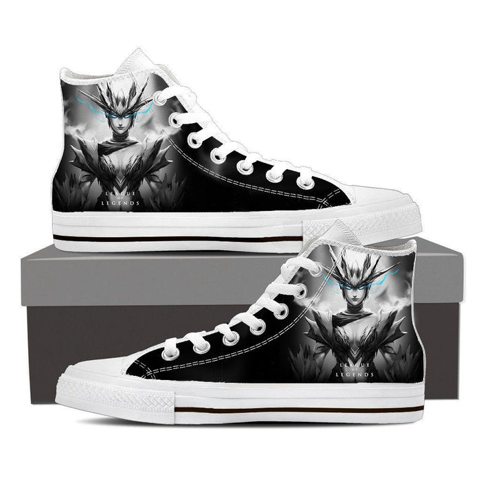 League of Legends Shyvana Female Fighter 3D Sneaker Converse Shoes