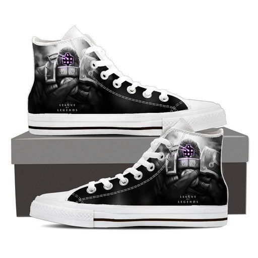 League of Legends Nemesis Jax Grandmaster Art Sneaker Converse Shoes