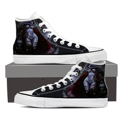 World of Warcraft Sylvanas Archer Dope Design Sneaker Converse Shoes