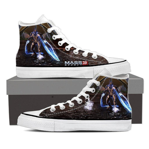 Mass Effect Dragoon Cerberus Unit Converse Sneaker Shoes