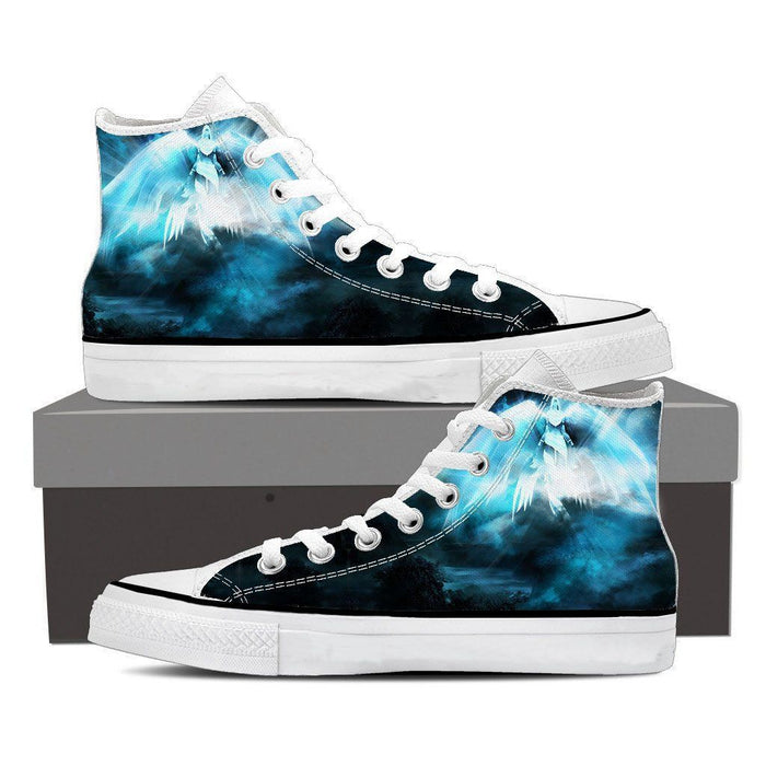 World of Warcraft Spirit Healer Angel Awesome Sneaker Converse Shoes