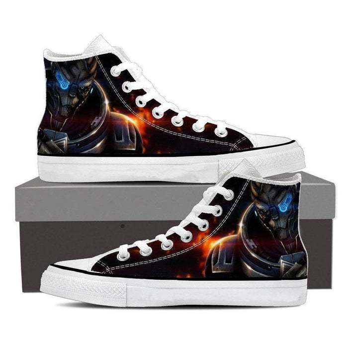 Mass Effect Vetra NYX Rider Squad Converse Sneaker Shoes