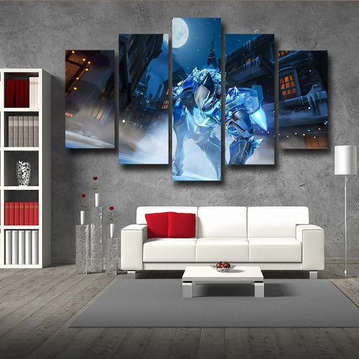Wall Art & Decor (Canvas Prints) Inspired By Video Games