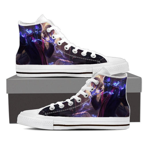 League of Legends Professor Ryze Champion Cool Design Converse Shoes