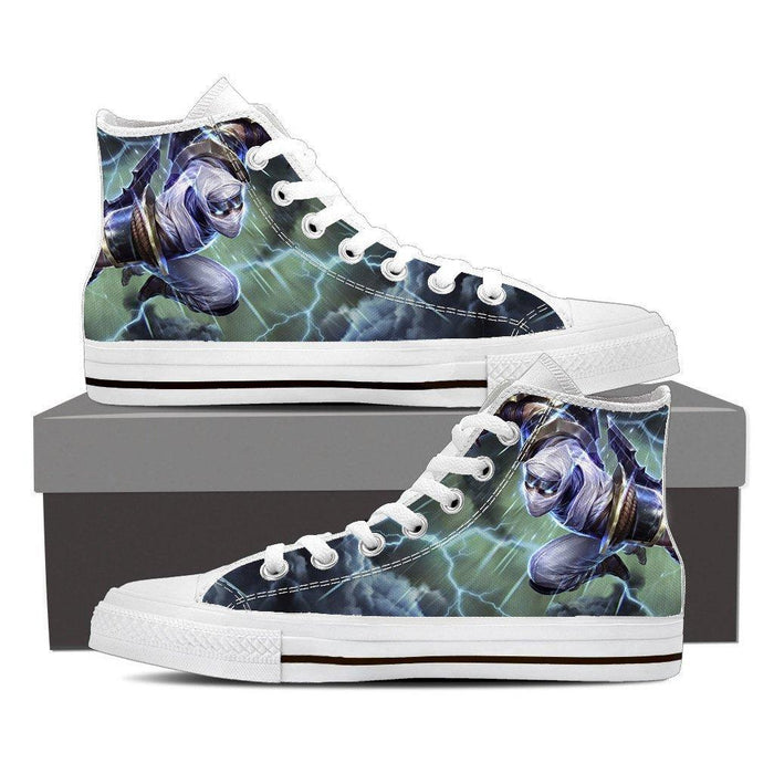 f35374b280e3 purchase league of legends shockblade zed lightning strike cool converse  shoes 4bad2 5253a