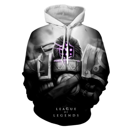 League of Legends Nemesis Jax Grandmaster Full Printed Hoodie
