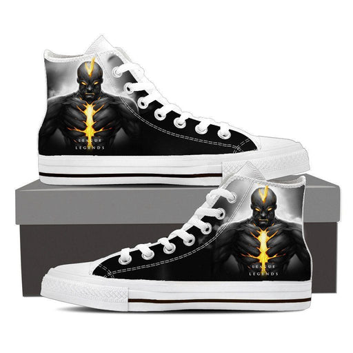 League of Legends Brand Burning Vengeance Sneaker Converse Shoes
