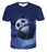 Cute Kid Panda Rolling 3D Print Funny Winter T-Shirt - Superheroes Gears