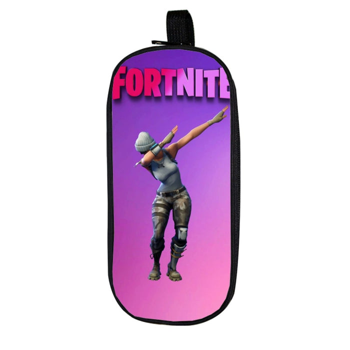 Fortnite Battle Royale Recon Specialist Soldier Dab Pencil Case