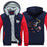 DC Comic The Joker Mad Villian Dope Hooded Jacket - Superheroes Gears