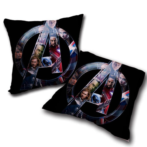 Marvel The Avengers Symbol Dope 3D Full Print Throw Pillow