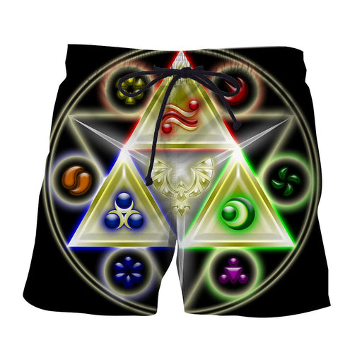 The Legend Of Zelda Stunning Symbol Of The Time Shorts