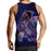 Cat Discovering Earth Fan Fic Style Cute Design Tank Top - Superheroes Gears