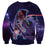 Cat Discovering Earth Fan Fic Style Cute Design Sweater - Superheroes Gears