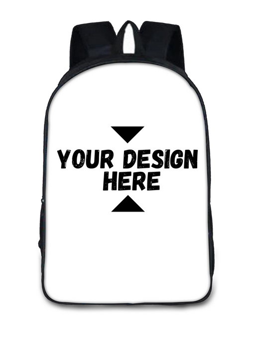 Personalized High Quality Print Superhero Backpack Bag