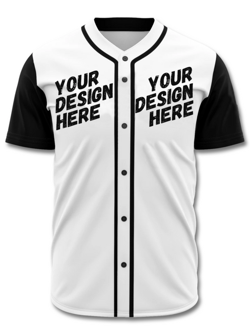 Personalized Print Customized Superhero Baseball Jersey