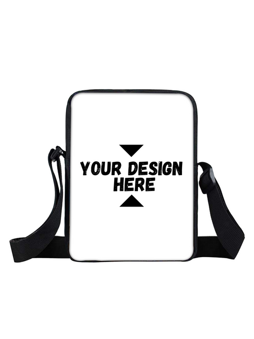 Personalized Custom-Made Cool Superhero Body Bag