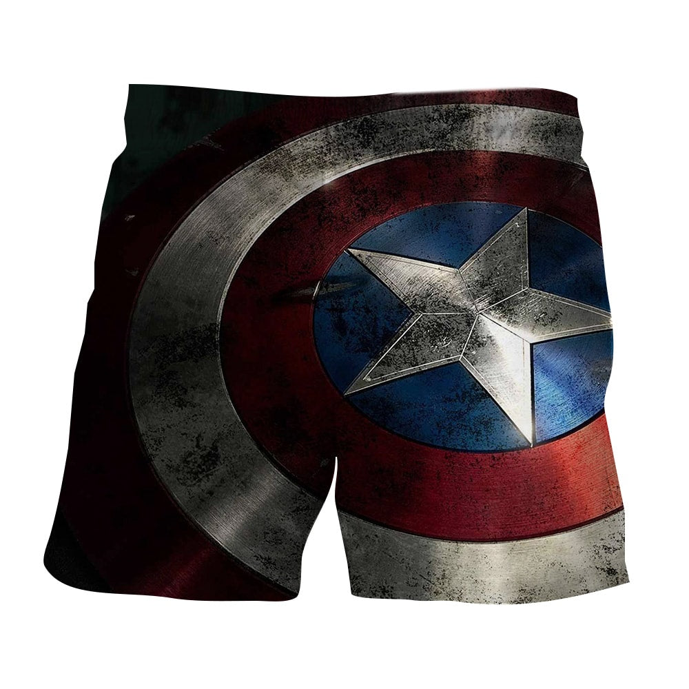 BOARDSHORTS - SUPERHERO
