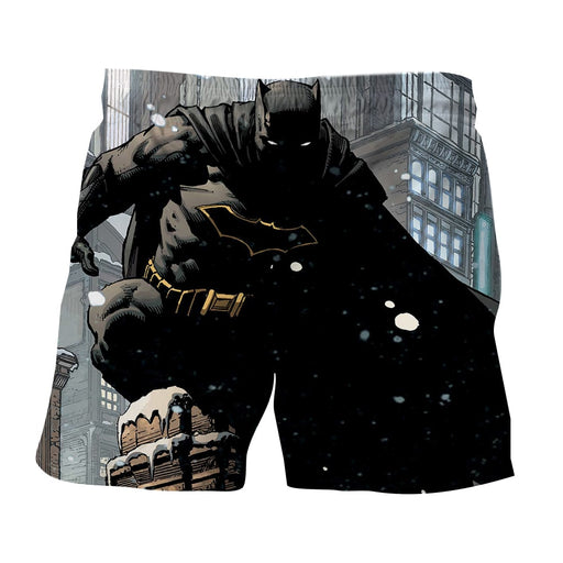 DC Comics Brave Batman The Dark Knight Full Print Short - Superheroes Gears