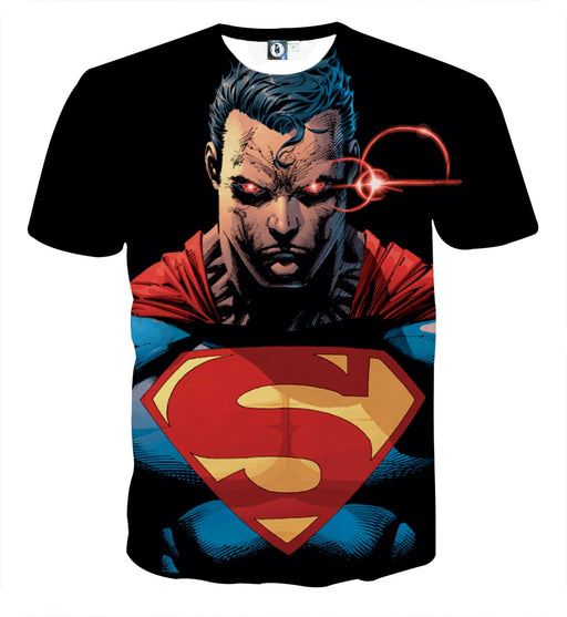 DC Comics Superman In Beast Mode Design Full Print T-Shirt