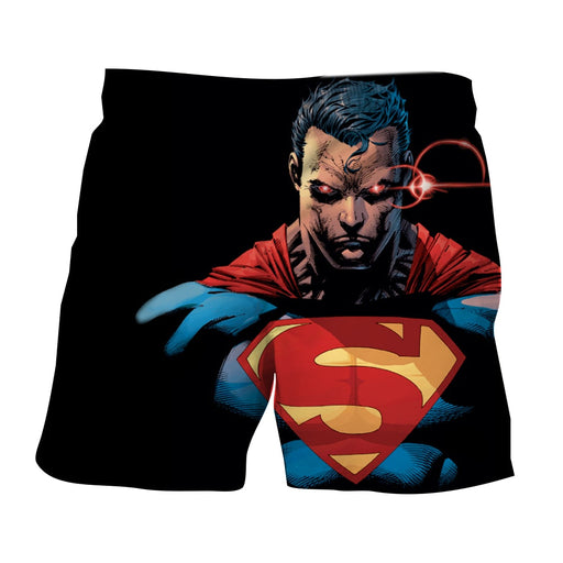 DC Comics Superman In Beast Mode Design Boardshorts