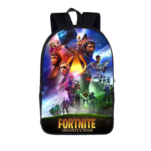 Fortnite Battle Royal Avengers Infinity War Mashup Backpack