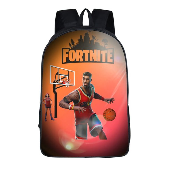 Fortnite Battle Royale Basketball Jumpshot Skin Backpack