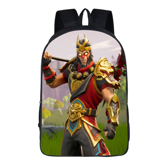 Fortnite Battle Royale Unknown Legendary Wukong Backpack