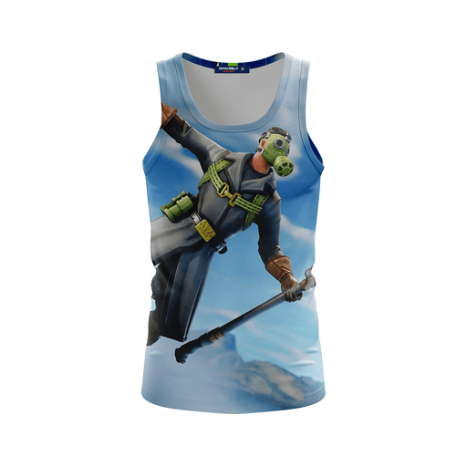 Fortnite Floss Battle Royal Epic Games 3D Full Print Tank Top
