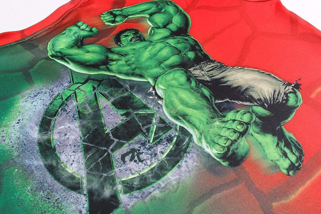Hulk Superhero Long Sleeves 3D Design Compression T-shirt - Superheroes Gears