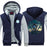 Iron Man Avengers Designed Real Arc Reactor Hooded Jacket - Superheroes Gears